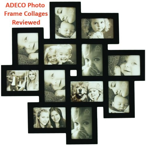 Photo Collage Frames ADECO Amazon Review